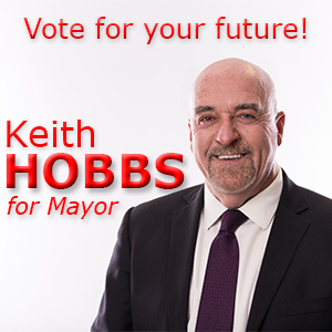 Keith Hobbs Re-elect